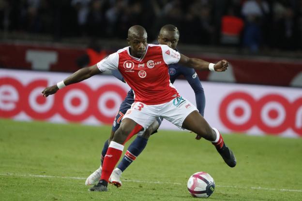 Hassane Kamara Goal vs PSG